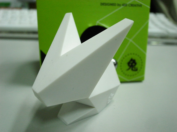 ZOORIGAMI 兔子名片夾 by Noran